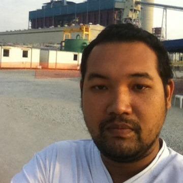Pitak Charoenruay, 32, Thai Mueang, Thailand