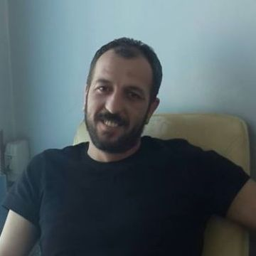 Serkan Başkan, 36, Ankara, Turkey
