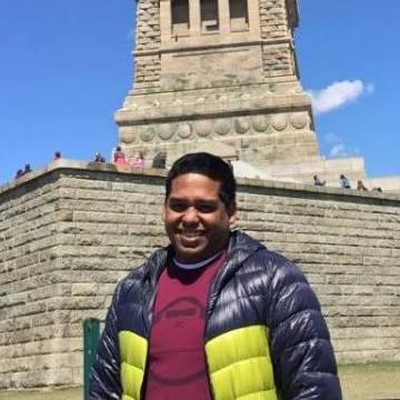 Edgardo Rodriguez, 29, San Juan, Puerto Rico