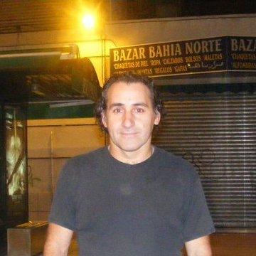Alberto Ferro, 50, Murcia, Spain