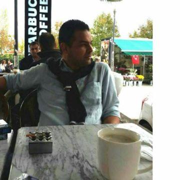 İlker Mazlumoglu, 34, Istanbul, Turkey