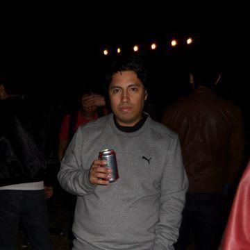 Favio Crass, 32, Santiago, Chile