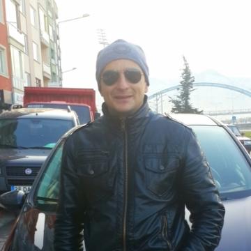 Ahmet Can, 35, Istanbul, Turkey