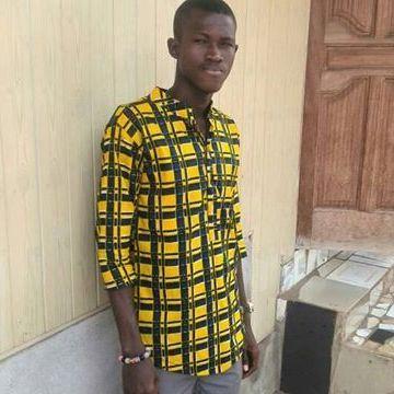 Julius, 25, Kumasi, Ghana