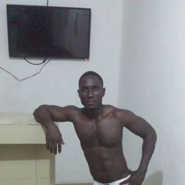 Randy, 35, Accra, Ghana
