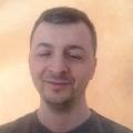 SALVO BLIND, 46, Udine, Italy