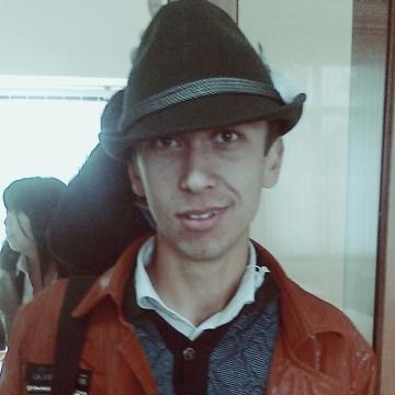 Boburjon Tohirov, 23, Tashkent, Uzbekistan