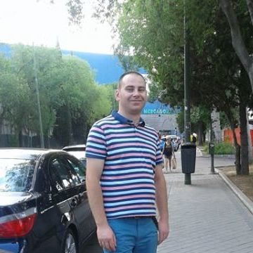 Mihai Mosteanu, 31, Madrid, Spain