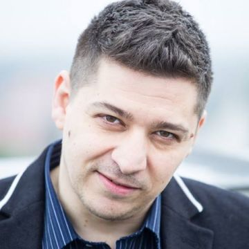 Krisztian, 39, Budapest, Hungary