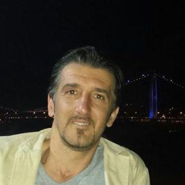 Burak Karpuz, 39, Istanbul, Turkey