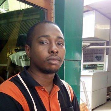 Endee Ok, 32, Lagos, Nigeria