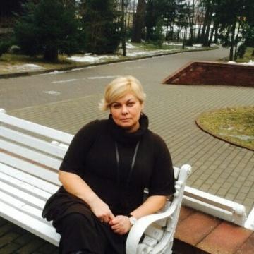 Galina Shargaeva, 51, Minsk, Belarus