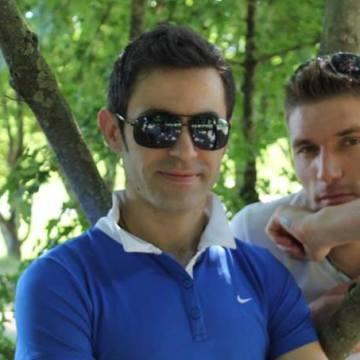 Andrii Pavel, 32, Odessa, Ukraine