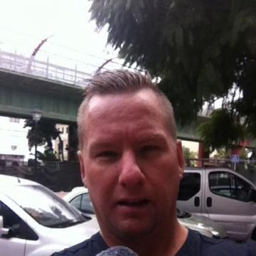 Jonny Andersson, 42, Fuengirola, Spain