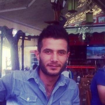 Mustafa Alak, 28, Izmir, Turkey