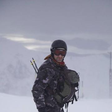 Adolfo Giordano, 42, San Carlos De Bariloche, Argentina