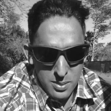 Michel Frias, 35, Santo Domingo, Dominican Republic