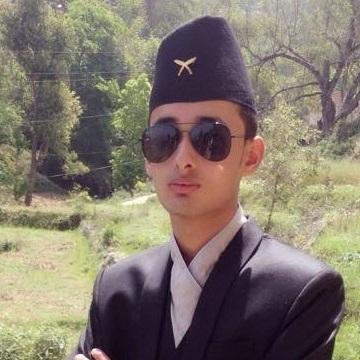 Aashish Neupane, 25, Kathmandu, Nepal