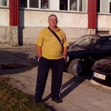 Henrikas Kacanauskas, 78, Shyaulyai, Lithuania