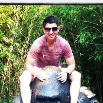 Irving Lopez, 26, Tulsa, United States