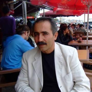 mustafa Korkmaz, 51, Istanbul, Turkey