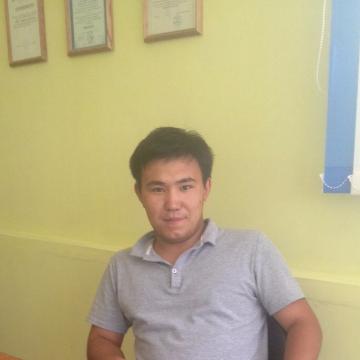 Red, 25, Bishkek, Kyrgyzstan