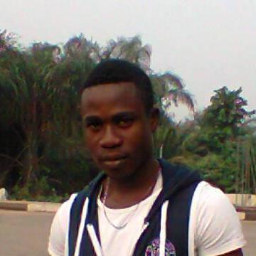 Mohammed , 29, Lagos, Nigeria