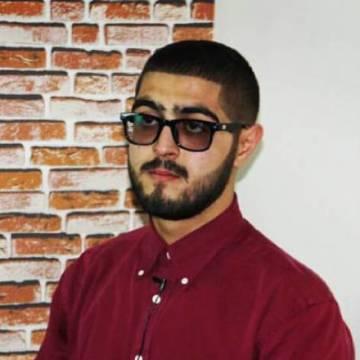 Fuad Mamedov, 21, Baku, Azerbaijan