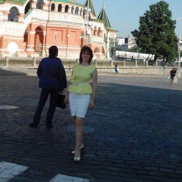 Aksana Shaportina, 41, Moscow, Russia