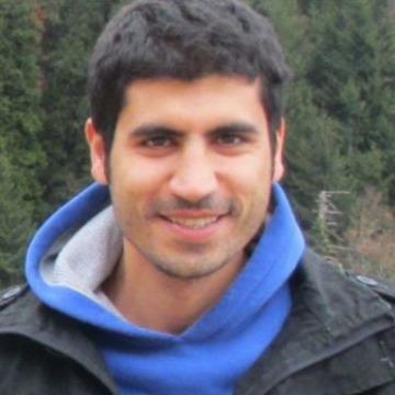 Ilhami Erol, 30, Istanbul, Turkey