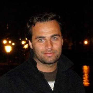 Alexandre Guedes, 38, San Francisco, United States