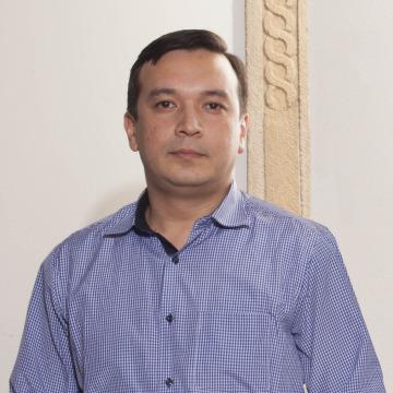 David Bibilashvili, 40, Istanbul, Turkey