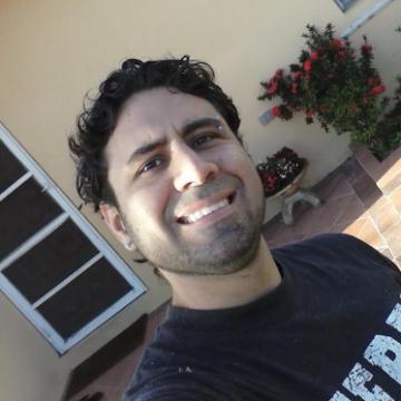 Ariel Estrada, 37, San Juan, Puerto Rico