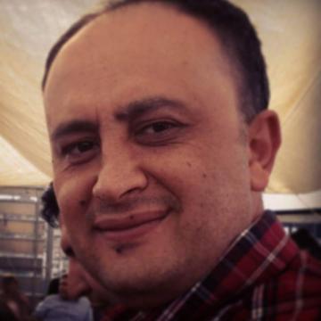 Ahmet Çapan, 45, Gaziantep, Turkey
