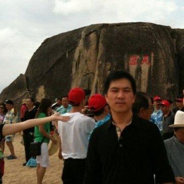 Jiangshang Huang, 46, Stockholm, Sweden