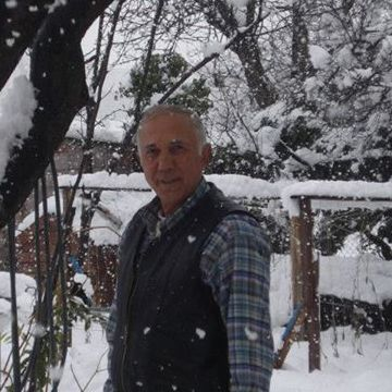 Musti Demir, 61, Kocaeli, Turkey
