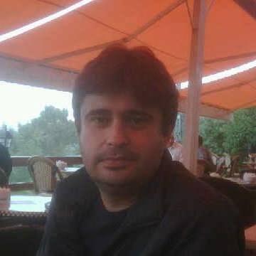 Ercan Bayraker, 47, Istanbul, Turkey