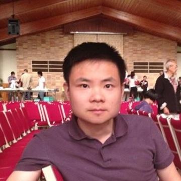 Sheran Deng, 32, Washington, United States