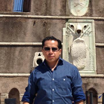 Israel Gutie, 37, Mexico, Mexico