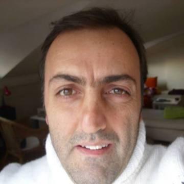Barbaros Akay, 47, Istanbul, Turkey