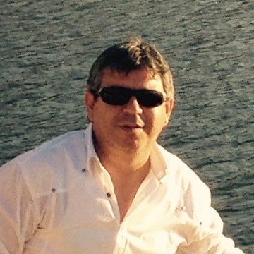 Erkin, 45, Istanbul, Turkey