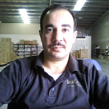 Qadir Hussain, 35, Dubai, United Arab Emirates