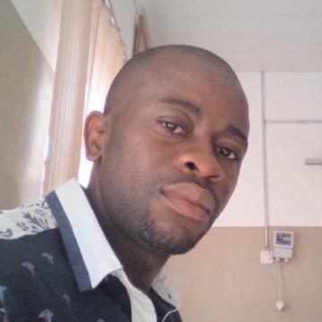 Daniel, 34, Lagos, Nigeria
