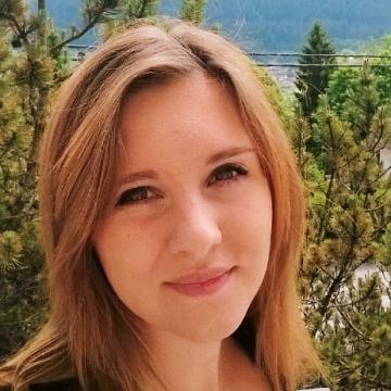 Emilie Brunet, 21, Franceau, France