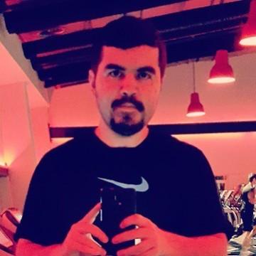 Ahmet Çalı, 32, Istanbul, Turkey