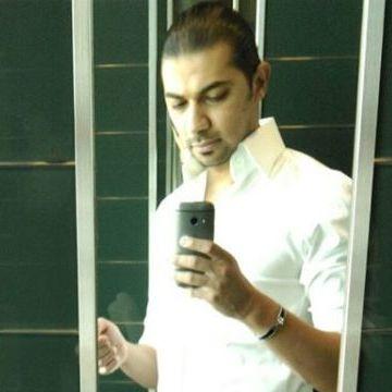 Abdullah Afandi, 32, Bisha, Saudi Arabia