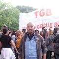 Ömür Topyan, 40, Istanbul, Turkey
