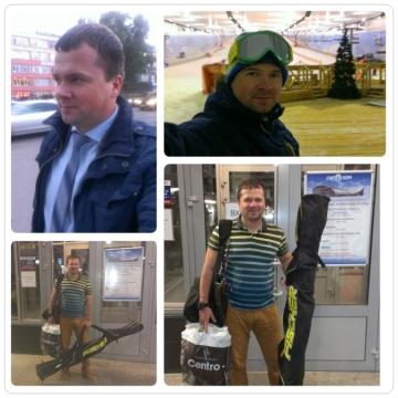 Alexandr Komarov, 36, Mountain View, United States