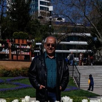 Ahmet Tahir, 52, Istanbul, Turkey