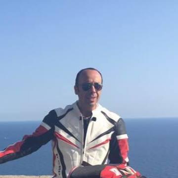Pino Donato, 48, Cosenza, Italy